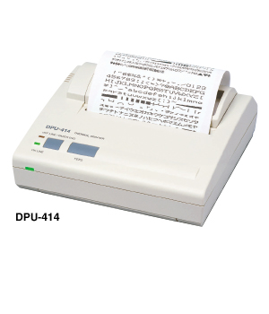 Dpu 414 thermal printer manual