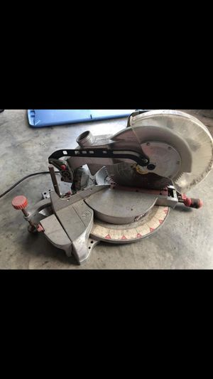 task force 10 inch compound miter saw manual