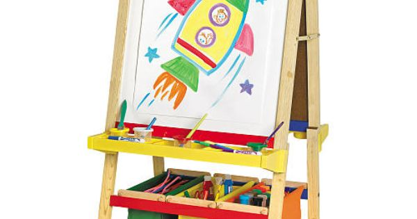 cra z art all in one creative art easel instructions