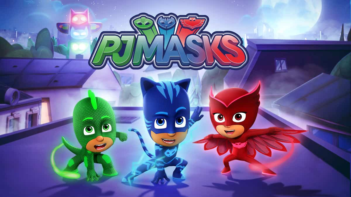 pj masks team of heroes game instructions