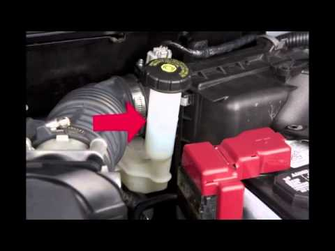 Nissan versa manual transmission fluid change