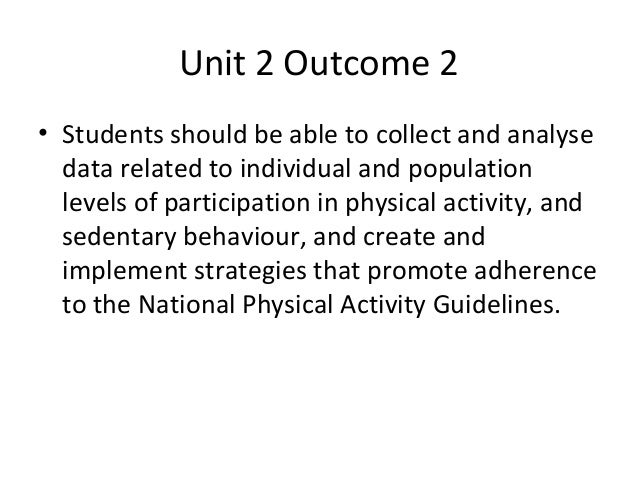 The australian physical activity and sedentary behaviour guidelines