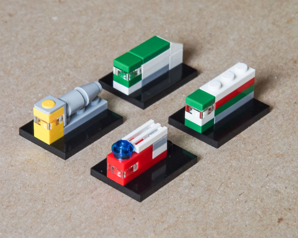 lego micro build instructions
