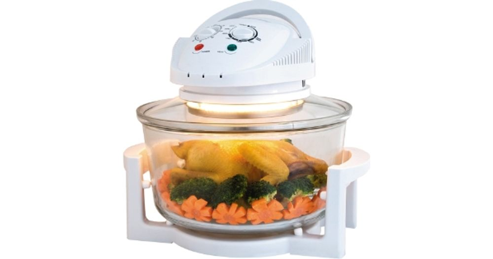 cookwell halogen convection oven manual