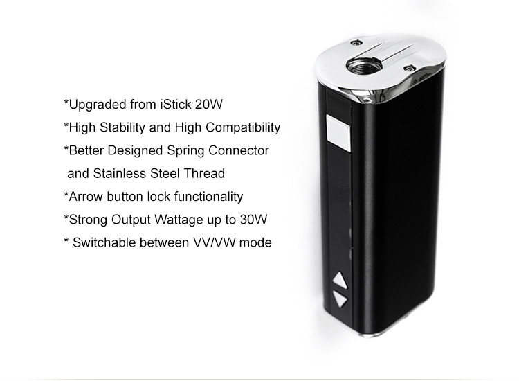 ismoka eleaf istick 50w manual