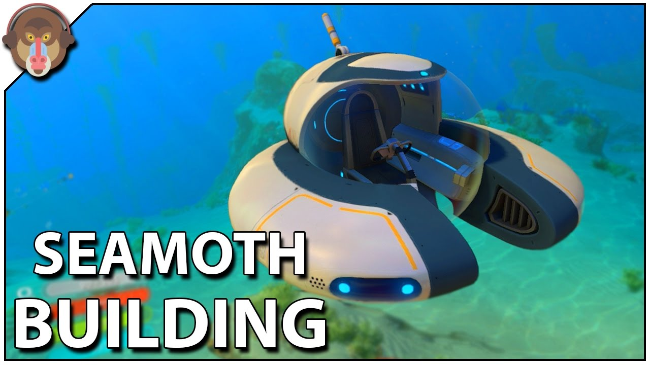 Subnautica how to get the vehicle bay
