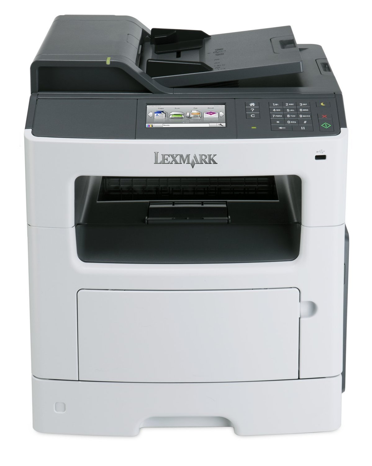 Lexmark mx410de scan to pdf