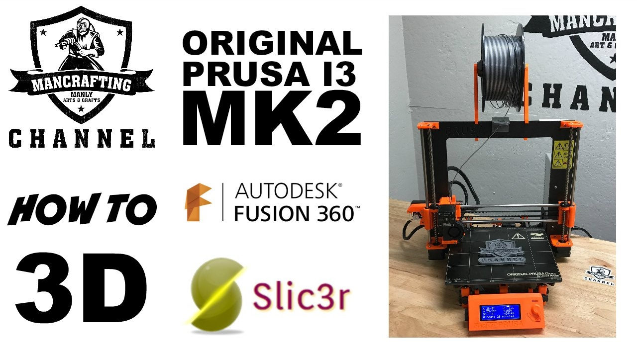 prusa mk2 print from pc instructions
