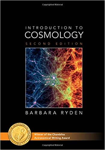 barbara ryden introduction to cosmology solutions manual