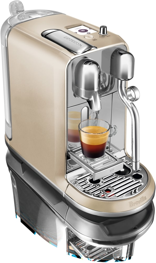 breville espresso machine instructions