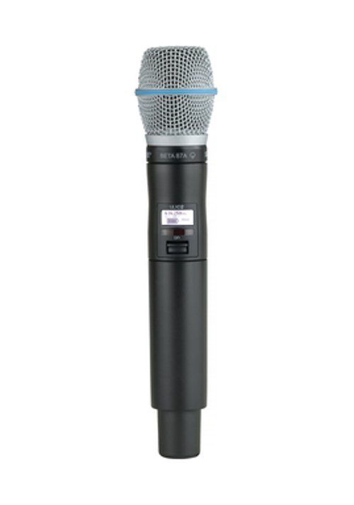 shure beta 58a wireless manual
