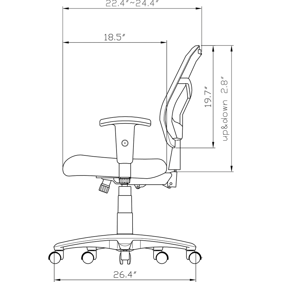 drafting chair assembly instructions