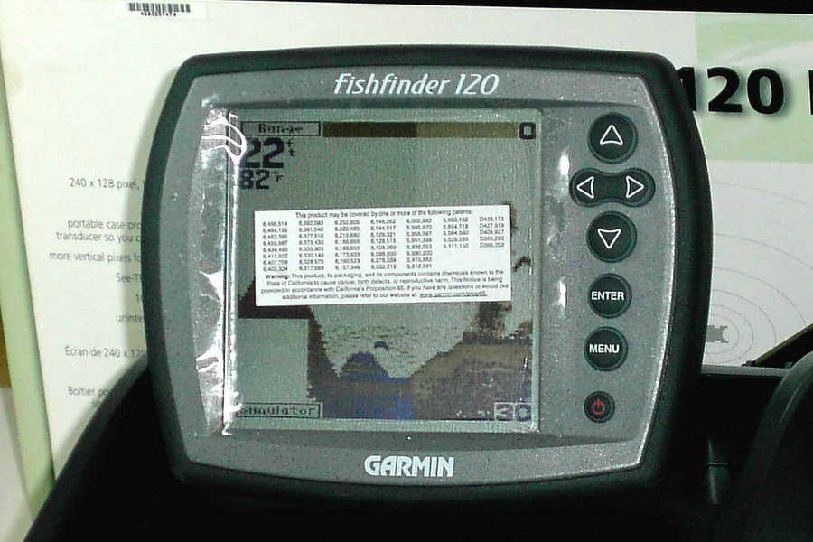 Humminbird fishfinder 565 installation instructions