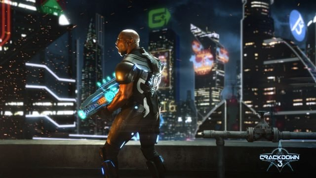 Crackdown achievements guide and roadmap