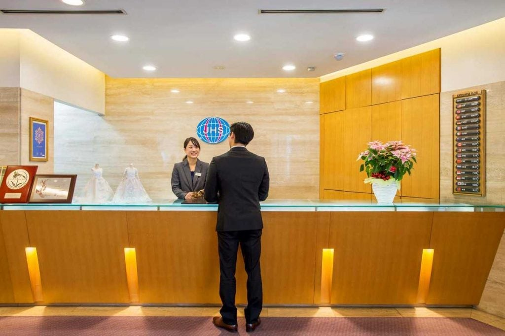 Hotel front desk training manual