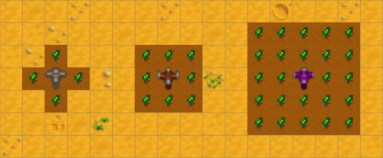 How how to get a quality sprinkler on stardew valley