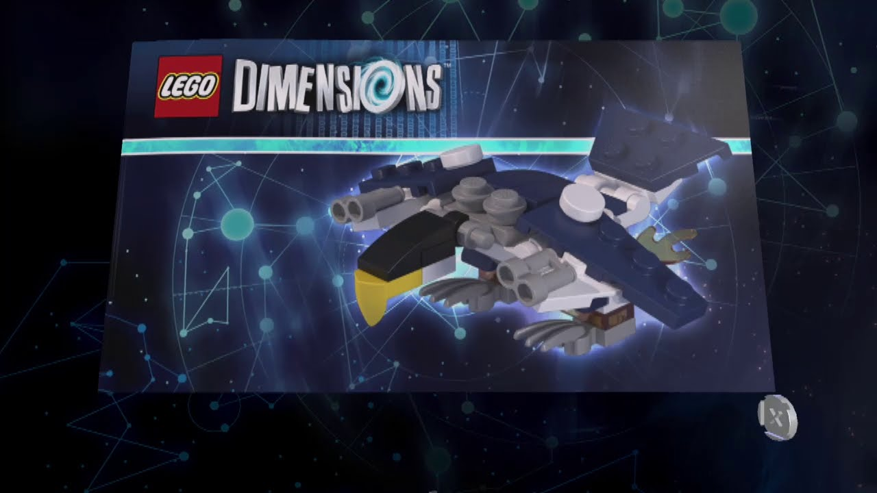 lego dimensions 71232 instructions