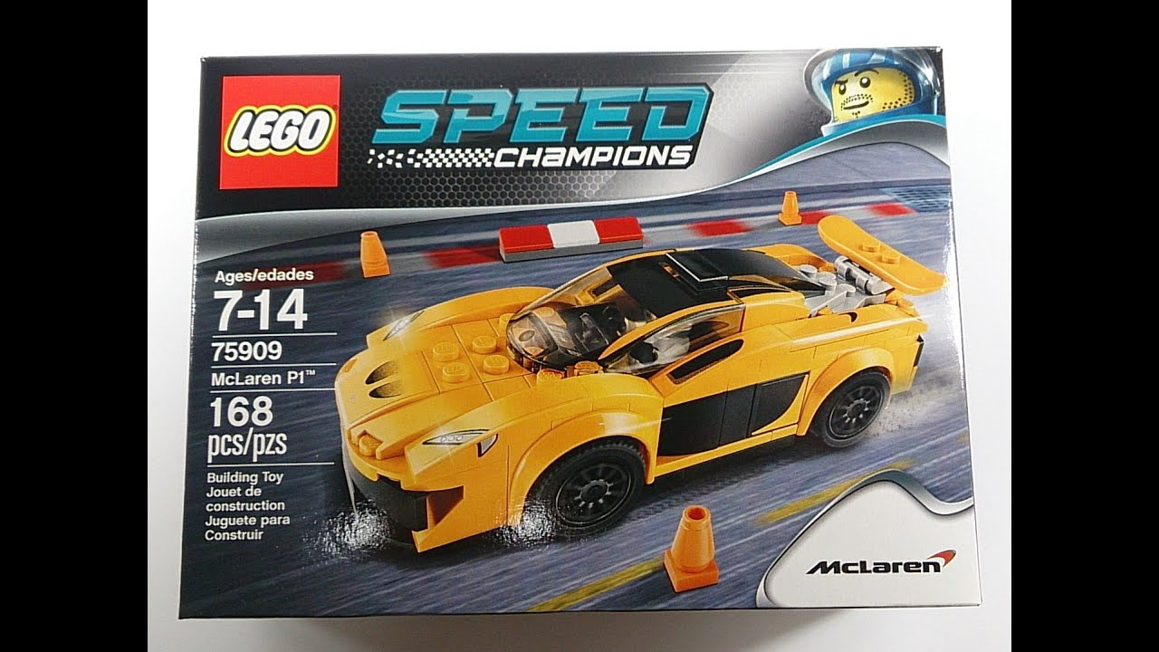 lego speed champions mclaren p1 instructions