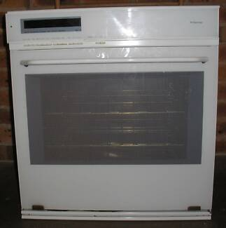 old st george oven manual