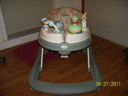 safety 1st baby walker instructions