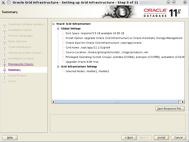 Upgrade oracle 11.2 0.3 to 11.2 0.4 manually