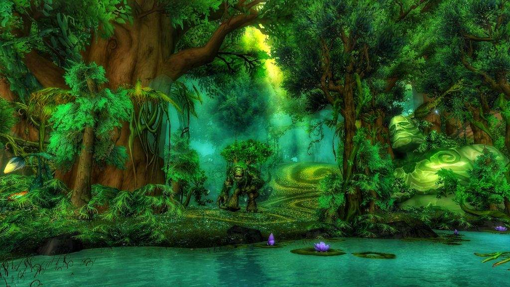 Wow how to get to the emerald dream